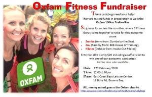 Ladybugs Oxfam
