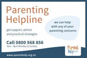 Parenting Helpline