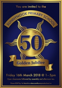 Sunnynook Jubilee email